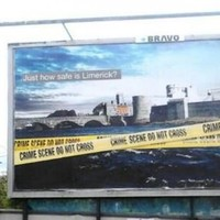 Irish Examiner editor defends Limerick crime billboard