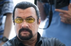 Russia wants Steven Seagal to be the face of its weapons industry