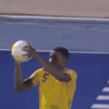 Epic fail at throw-in by Jamaican player in 2014 World Cup qualifier