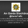 Alert! The gardaí have an important message