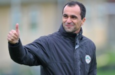 Roberto Martinez becomes Everton manager in 4-year deal