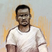 Woolwich accused disrupts court hearings, shouting: 'I'm a soldier'