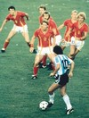 The surprising story behind this famous picture of Diego Maradona