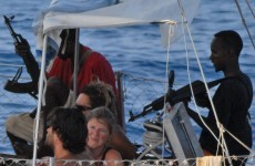 Danish family and crew snatched by Somali pirates in the Indian Ocean