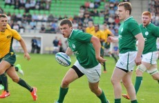 Ireland U20s beat Australia at Junior World Cup