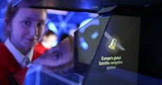 In photos: European Space Expo opens at TCD