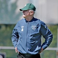 Open thread: What should the Ireland starting XI to play the Faroes on Friday be?