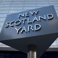 Ex-prison officer arrested in London media conduct probe