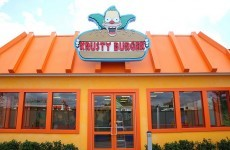 Check out the real life Moe's Tavern, Kwik-E-Mart and Krusty Burger!
