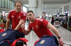 Tommy Bowe the lone Irish starter in Lions team to face Queensland Reds