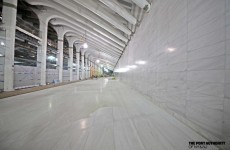 Is the new World Trade Centre subway station swanky enough for you?
