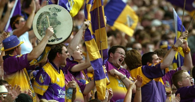 23 signs that you're a Wexford sports fan
