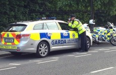 Gardaí report 63pc increase in checkpoints over June's long weekend