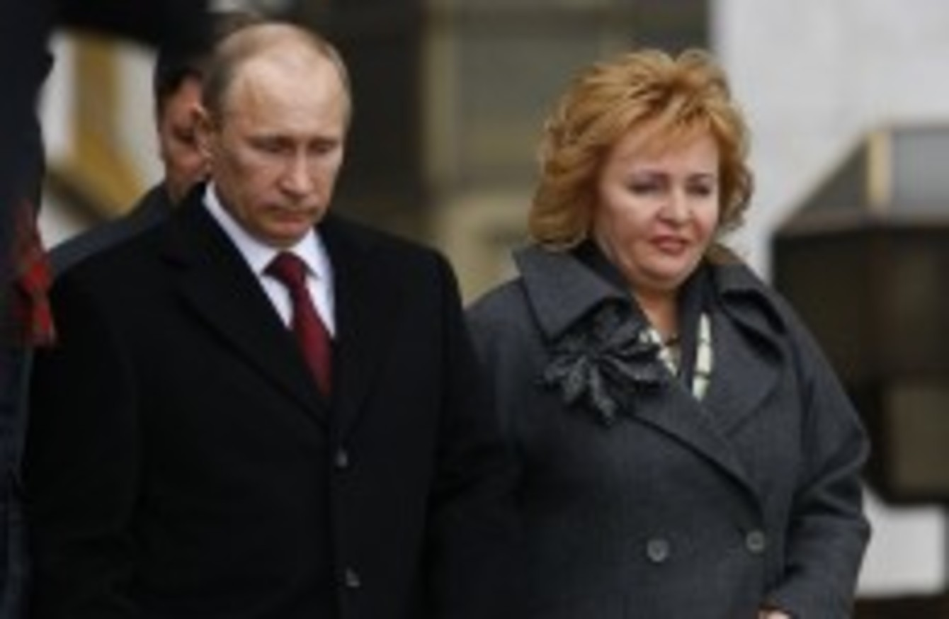 Putin and wife announce divorce after three decades of ...