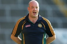Offaly boss Baker hands senior championship debut to 21 year-old Cleary