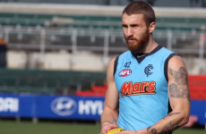 Laois native Zach Tuohy signs new 3 year contract with AFL side Carlton