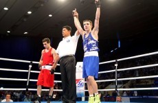 Conlan makes it a perfect day for Irish boxers in Minsk