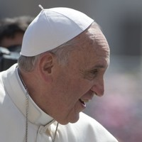 Pope Francis quips: 'I didn't really want this job'