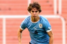 David Moyes makes first United signing, Uruguyan defender Guillermo Varela
