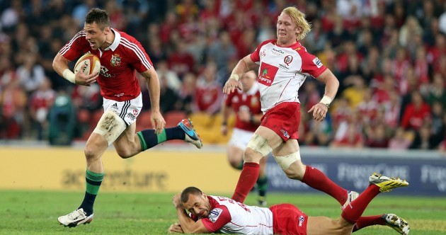 As it happened: Queensland Reds v Lions, 2013 Tour