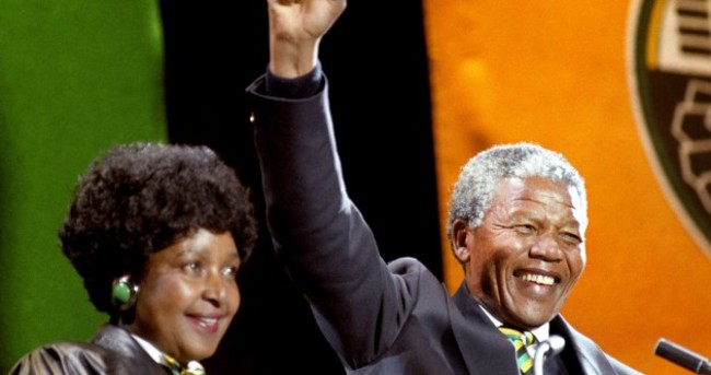 Nelson Mandela: A life in pictures