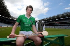 Lucky 13: Questions for Limerick hurler Declan Hannon