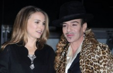 "Dior fires John Galliano after ""I love Hitler"" footage emerges (Video)"