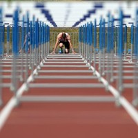 The best of the action from the Athletic Ireland Open Games