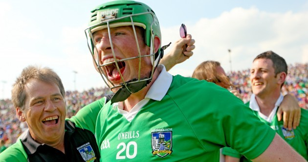 7 pictures that show how happy the Limerick hurlers and fans are this evening