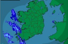 This is how Ireland looks this morning. Are we optimistic?
