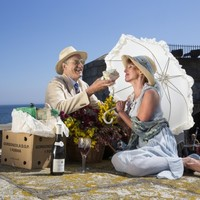 Look like Joyce? Well, get some Gorgonzola sandwiches and head to Dun Laoghaire