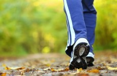 Irish people don't walk enough - and it's affecting their health