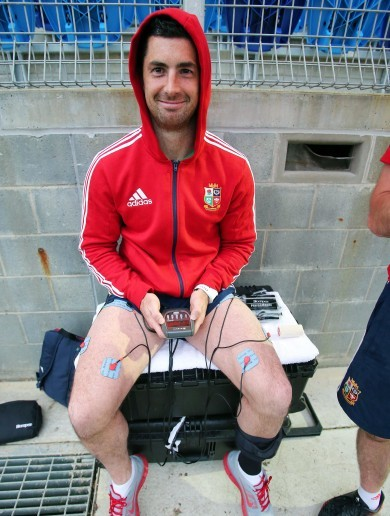 Combined Country wary of Lions physicality