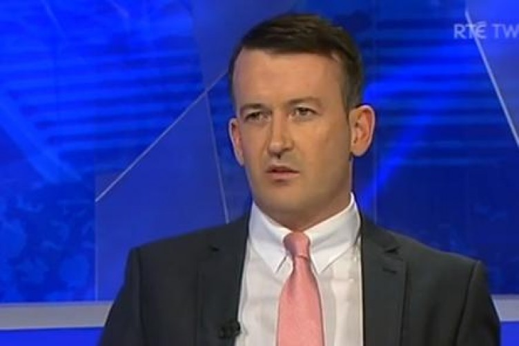 Donal Óg Cusack: new to the Sunday Game studio.