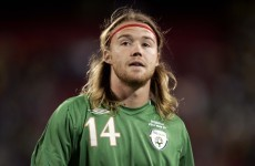 The curious case of Joe Lapira and his solitary Ireland cap