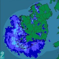 The GIF that shows Ireland's heatwave coming to an end