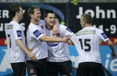 Dundalk take Louth Derby despite controversial disallowed goal