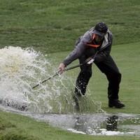 US Open organisers dismiss flooding fears