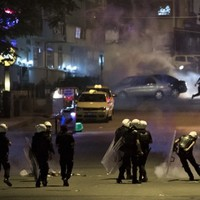 Day before Turkish protesters to meet with PM, riot police retake Istanbul square