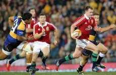As it happened: Lions v Combined Country XV, 2013 Tour