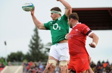 Report: Ireland unable to claw back early deficit against South Africa