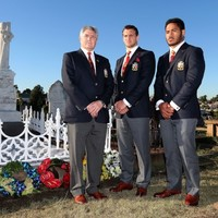 The bizarre tale of the 1st Lions captain and his tragic drowning in Oz