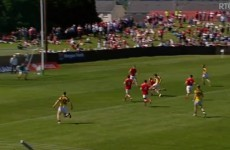 Did you miss Ciarán Lyng's cracking goal for Wexford last weekend? Check it out...
