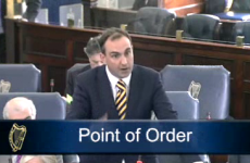 VIDEO: What happens when you call Enda a 'clown' in the Seanad?