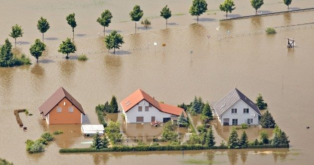In pictures: The floods in central Europe that have killed 19 people so far