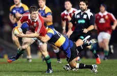 Here are all 10 tries from the Lions' rout of Combined Country this morning