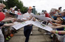 McIlroy hopes he's shaping up into Open contender, eyes Philly's Rocky steps