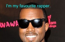 7 incredible things Kanye West has proclaimed