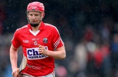 McLoughlin joins Cronin on Cork hurling injury list for Munster semi-final