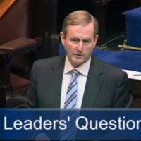 Taoiseach: I'm being branded a murderer and getting letters written in blood